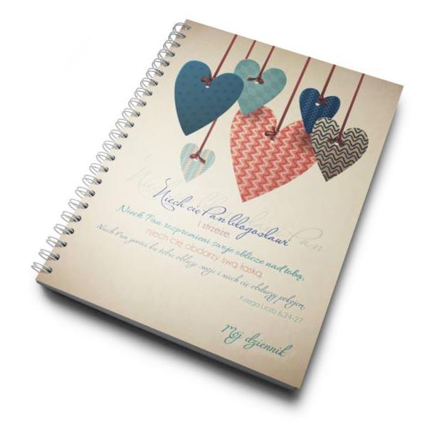 Dziennik z cytatami - Błogosławieństwo