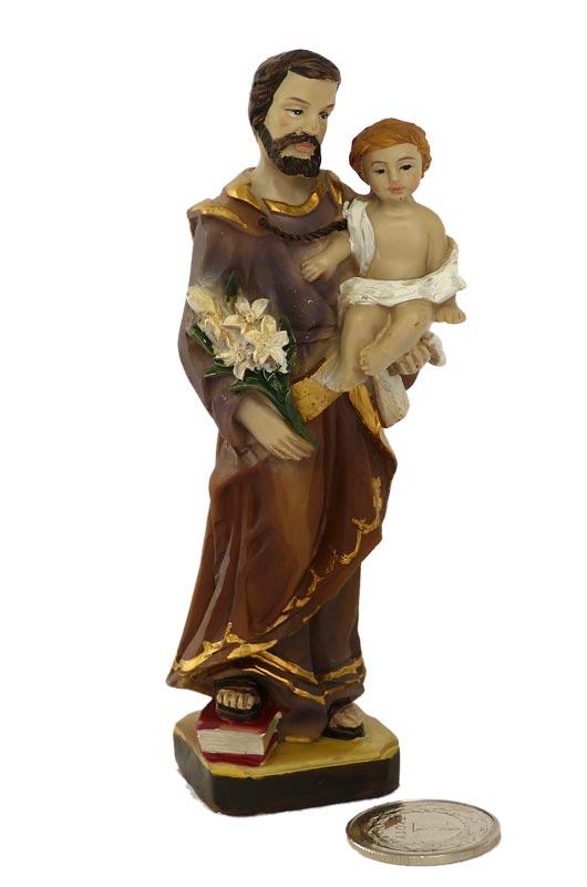 Święty Józef figurka