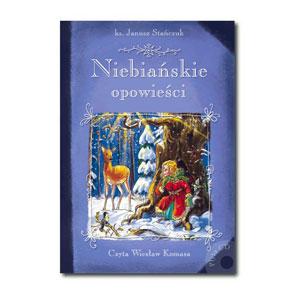 Niebiańskie opowieści - książka z płytą CD