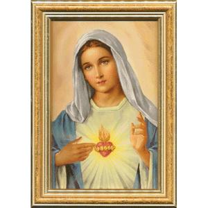 Serce Maryi obrazek